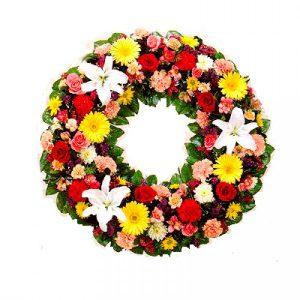 Seasonal Bright Wreath