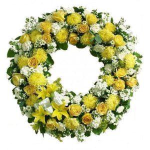 Bright Wreath Tribute